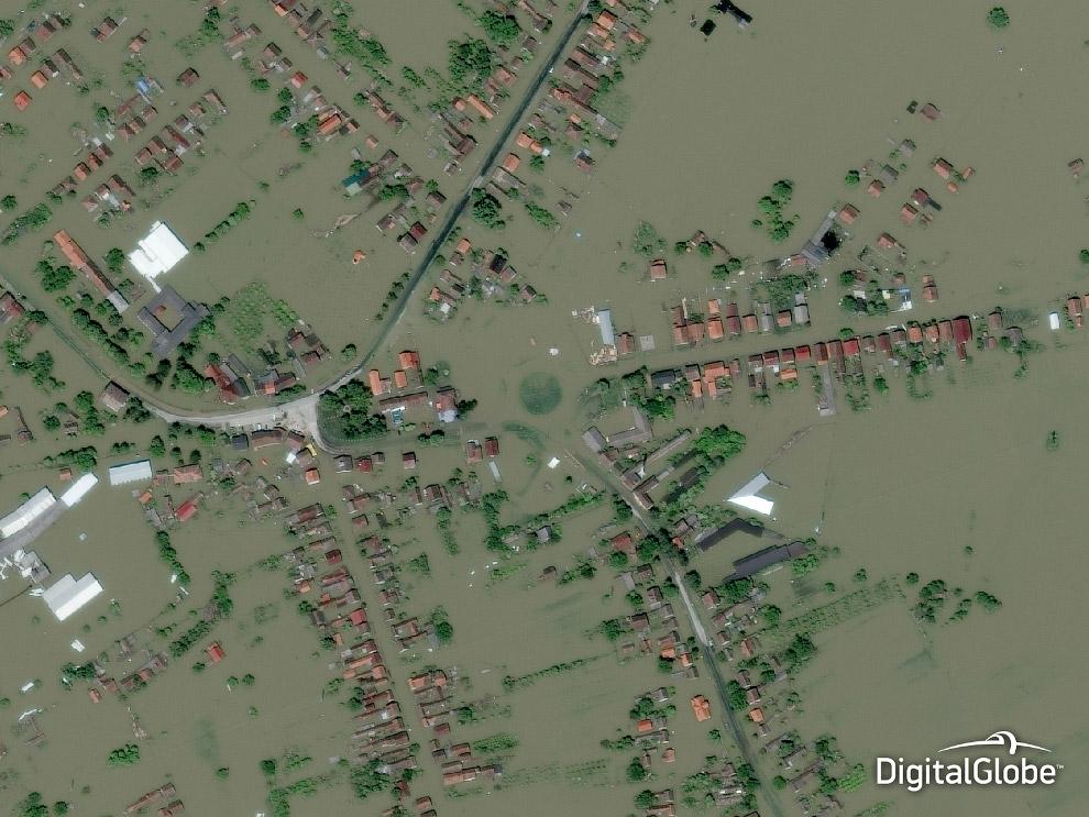 Наводнение в Хорватии