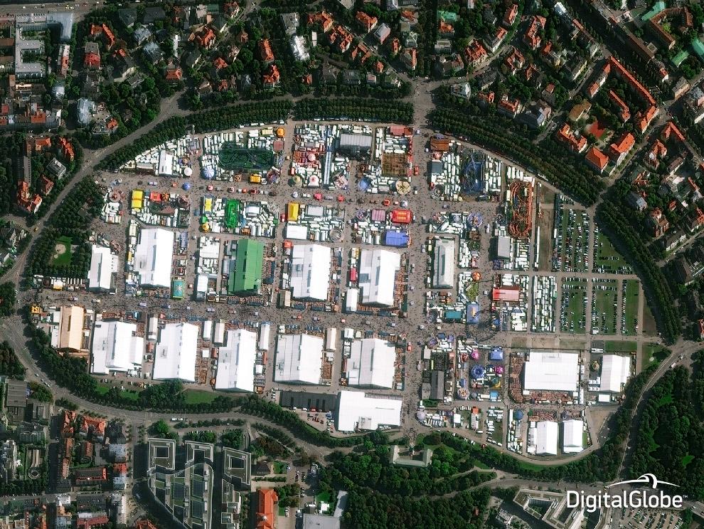 Октоберфест в высоты, Мюнхен
