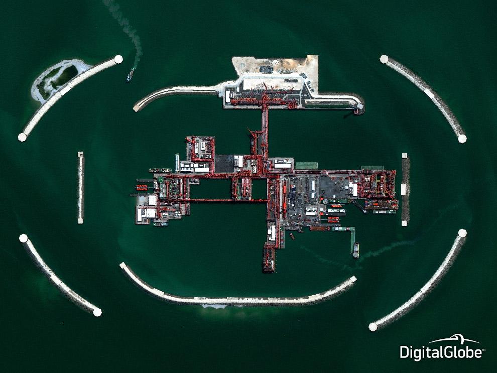 Нефтегазовая компания в Каспийское море