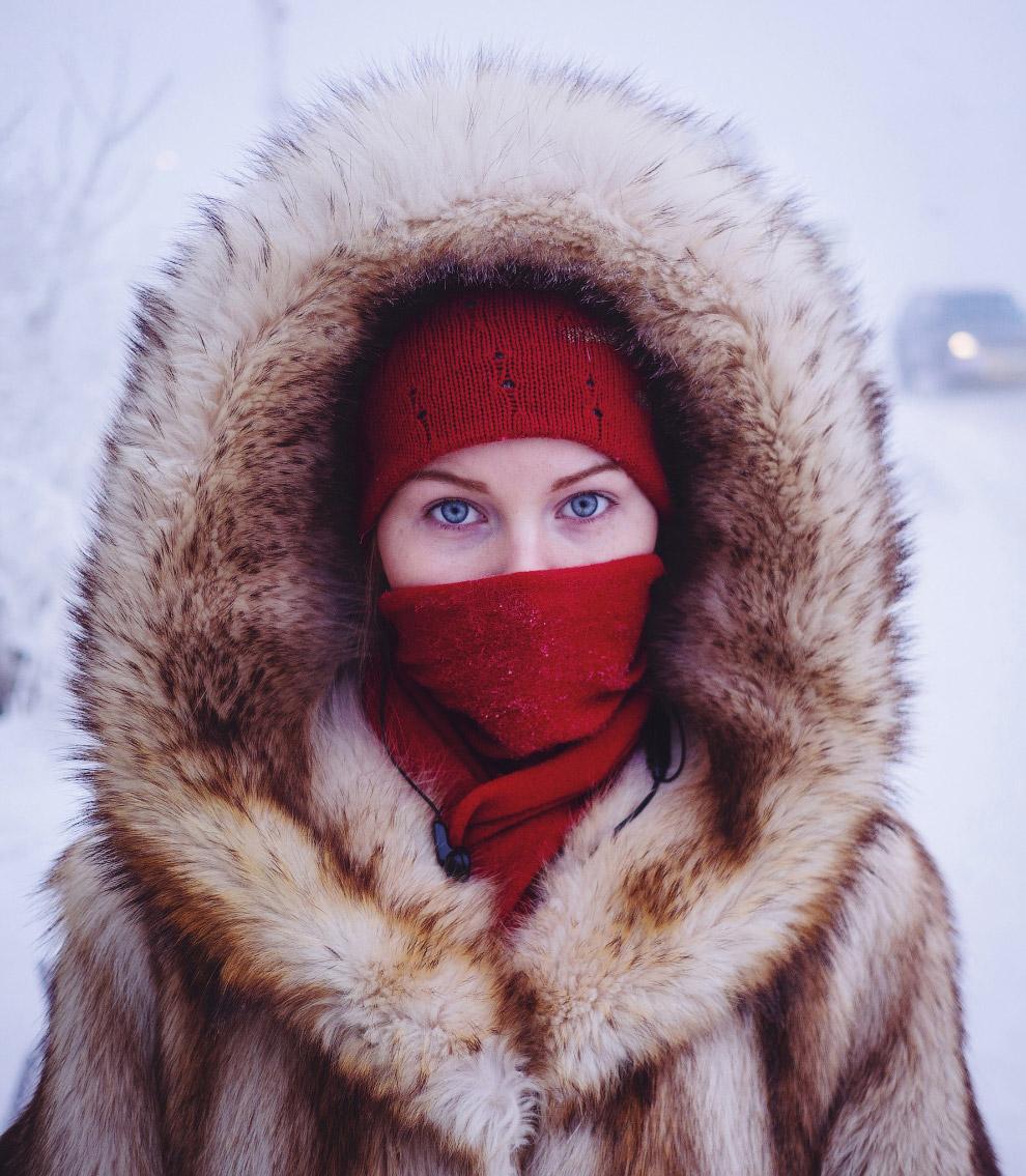 Там, где живет зима