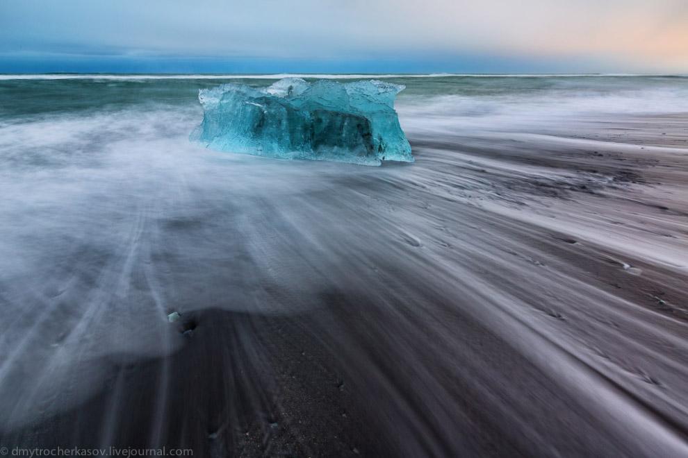 Возвращение в Исландию