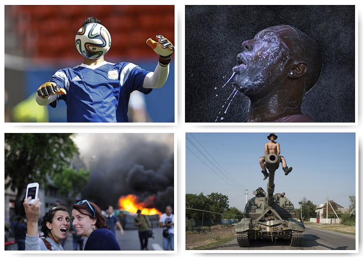 2014 год в фотографиях. Часть 2