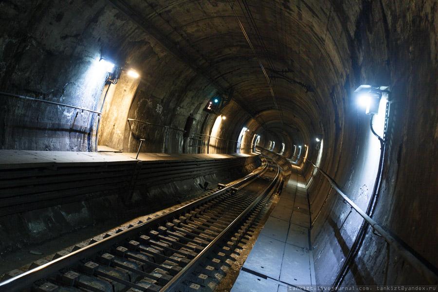 Подземный Париж