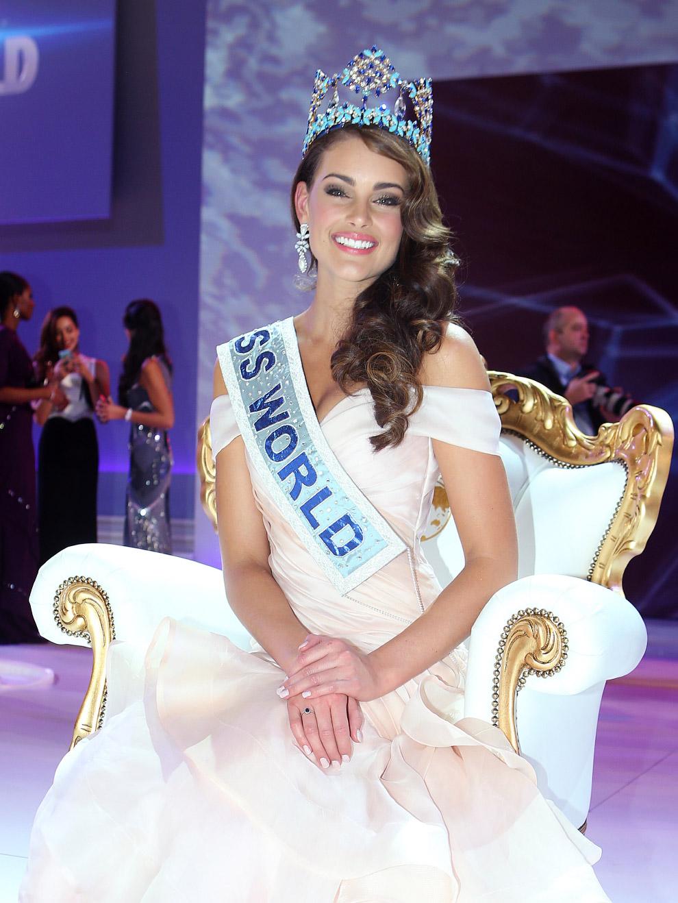 Мисс Мира-2014