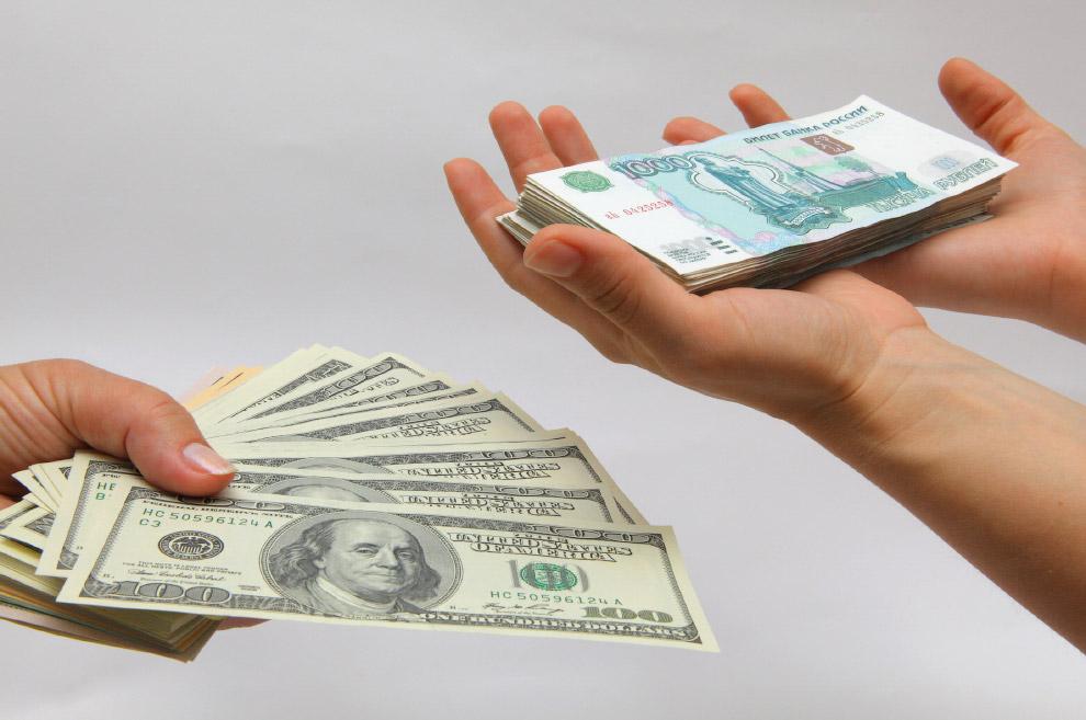 Ruble üç yılın en güçlü seviyesine çıktı