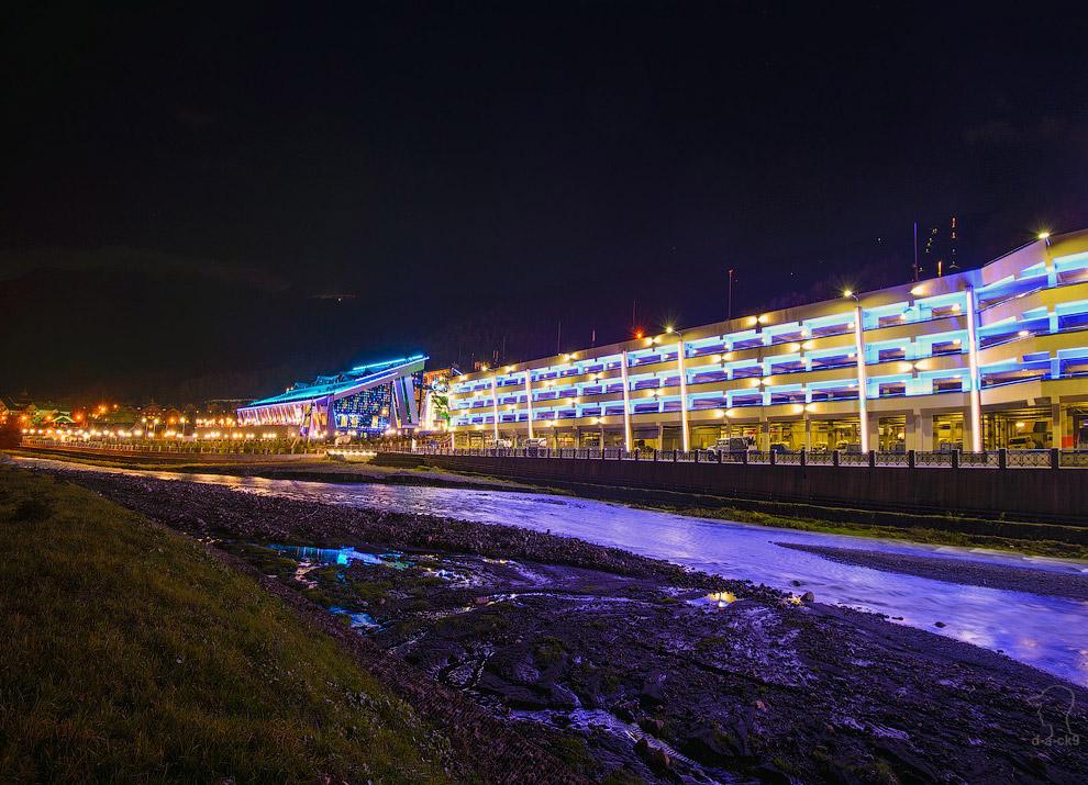 Курортный комплекс «Гранд Отель Поляна»