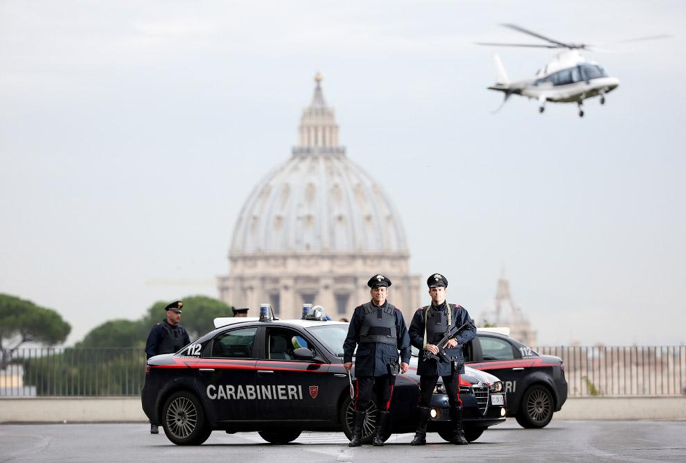 Полицейские Италии