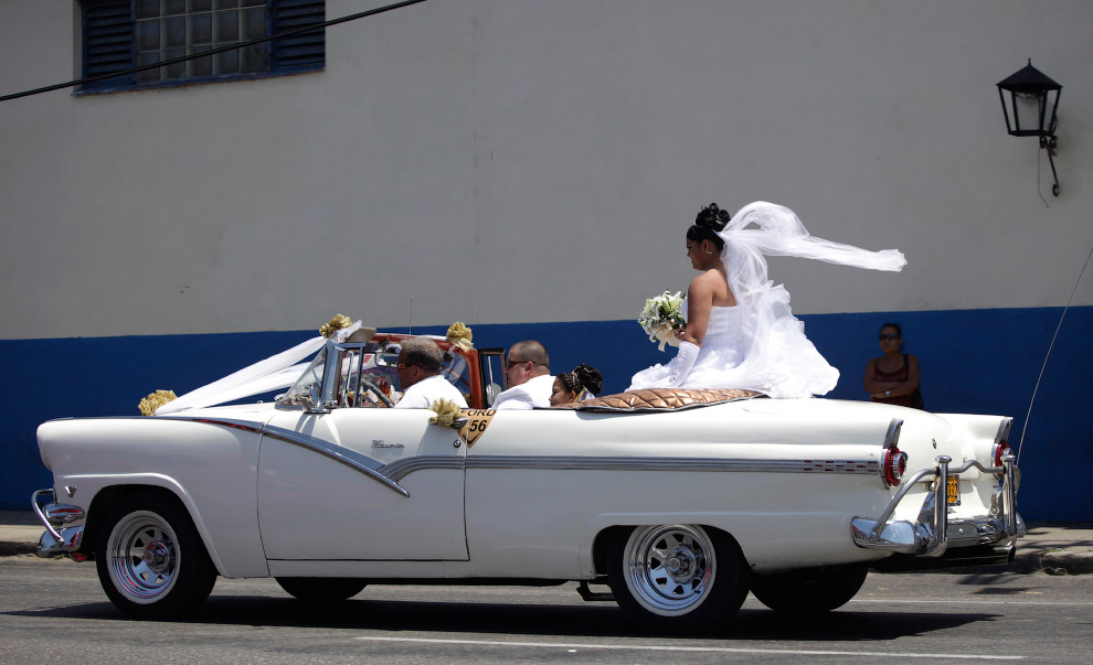 Свадьба в Гаване