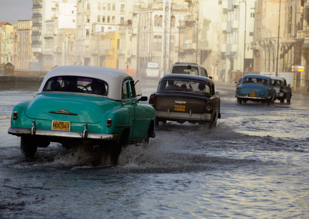 После дождей в Гаване
