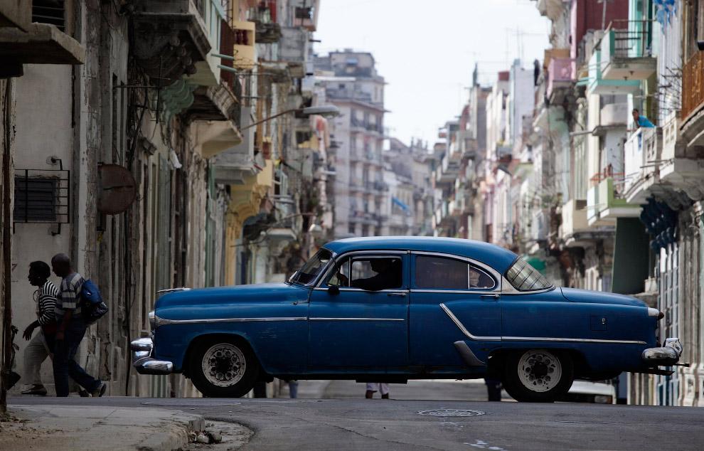 Шевроле 1952 года, Гавана