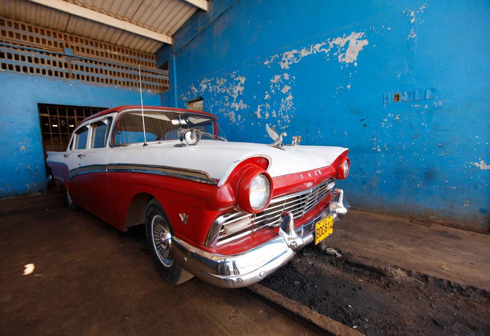 Форд 1954 года