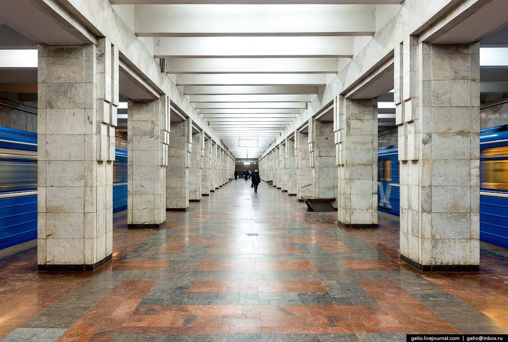 Станция «Советская»