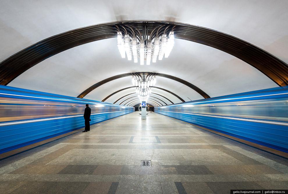 Станция «Победа»