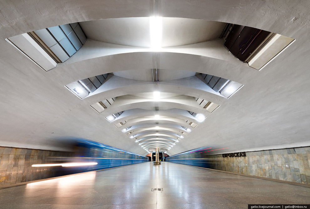 Станция «Кировская»
