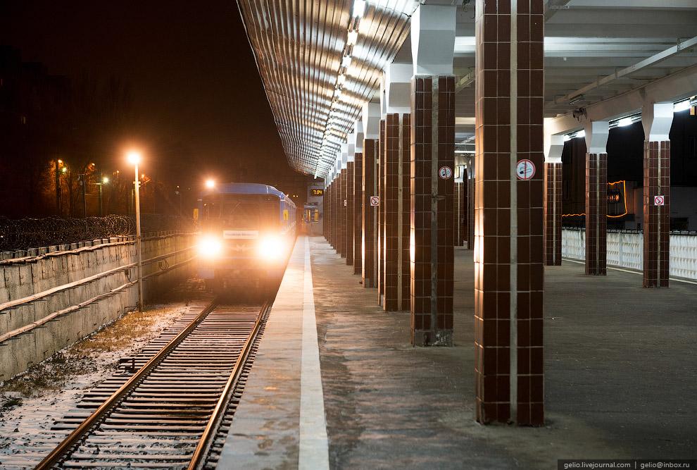 Станция «Юнгородок»