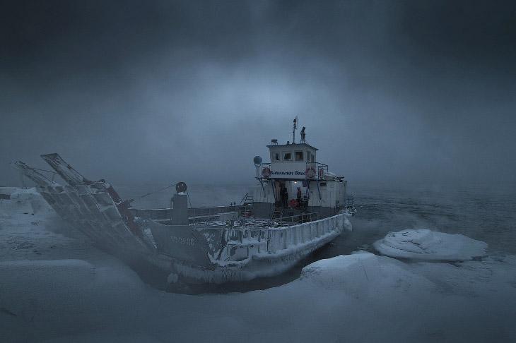 Байкала корабли