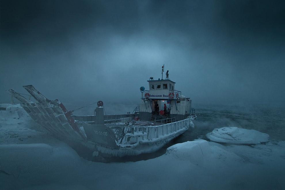 Байкальские воды