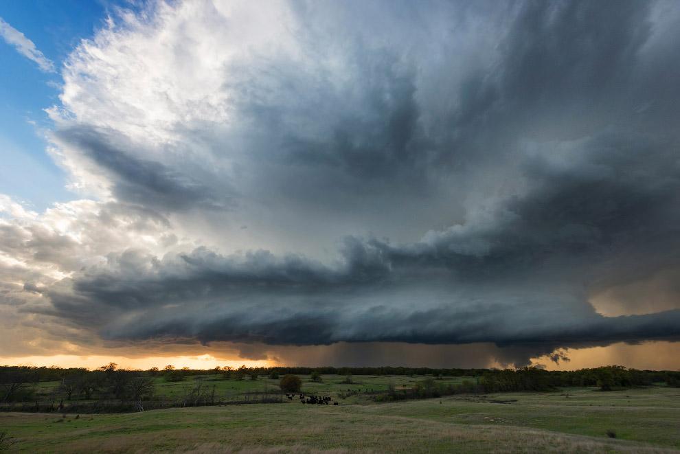 Буря в Оклахоме