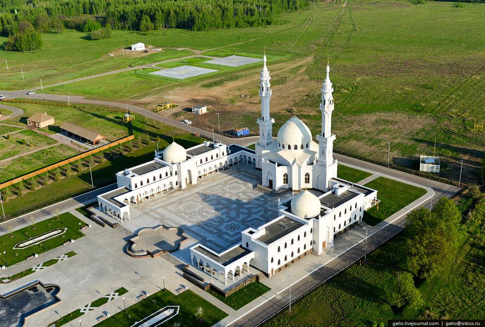 Белая мечеть («Ак мэчет»)