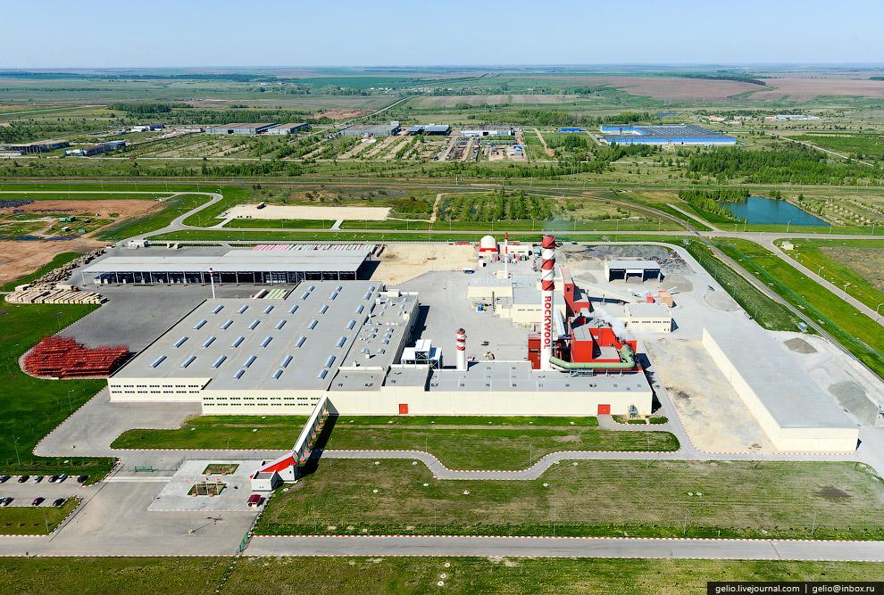 ООО «Роквул-Волга» — производство негорючей теплоизоляции на основе каменной ваты.