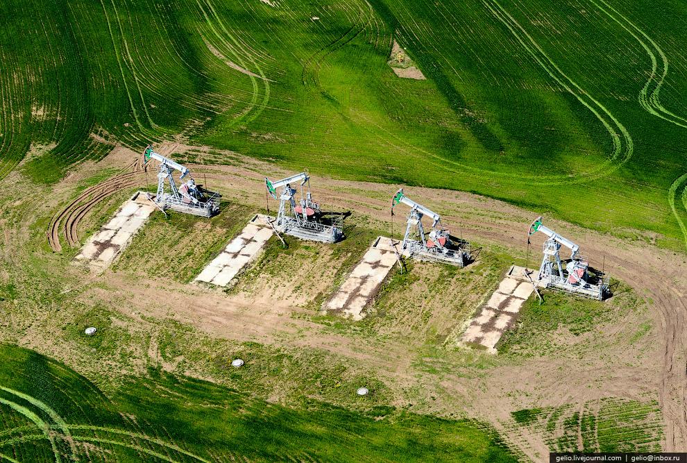 Основным ресурсом недр республики Татарстан является нефть