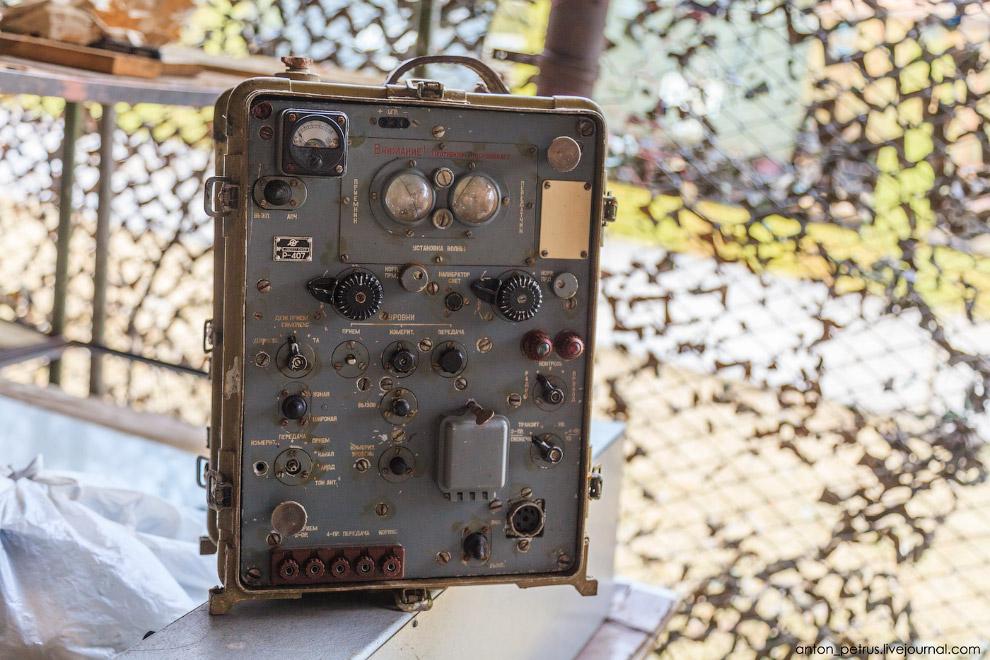 Р-407 - радиорелейная станция малой мощности