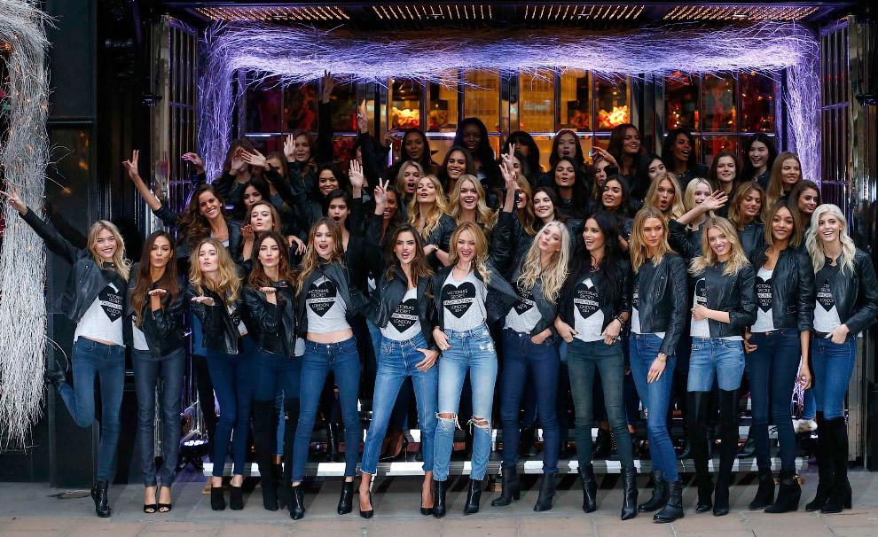 «Ангелы» Victoria's Secret