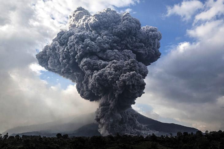 Извержения вулканов в 2014 году
