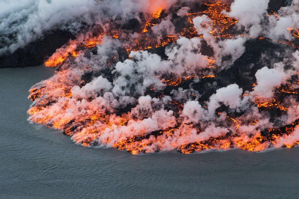 Ба́урдарбунга — подлёдный вулкан в районе Нордюрланд-Эйстра на юго-востоке Исландии