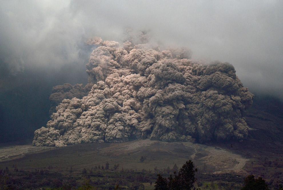 «Огненная гора» Синабунг