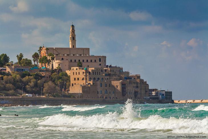 Яффо — один из самых древних городов мира и один из древних портов Израиля
