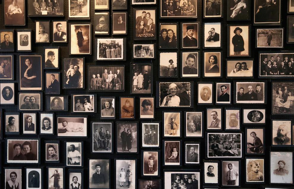 Небольшая подборка из личных фотографий, взятых у бывших заключенных