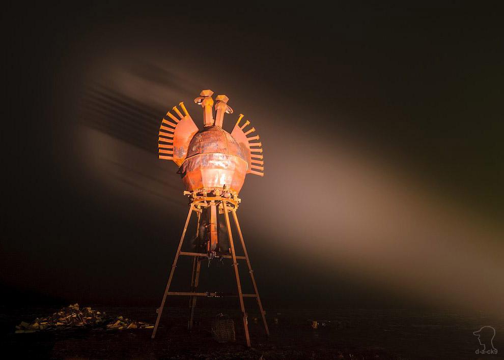 Жар-птица в Николе-Ленивца