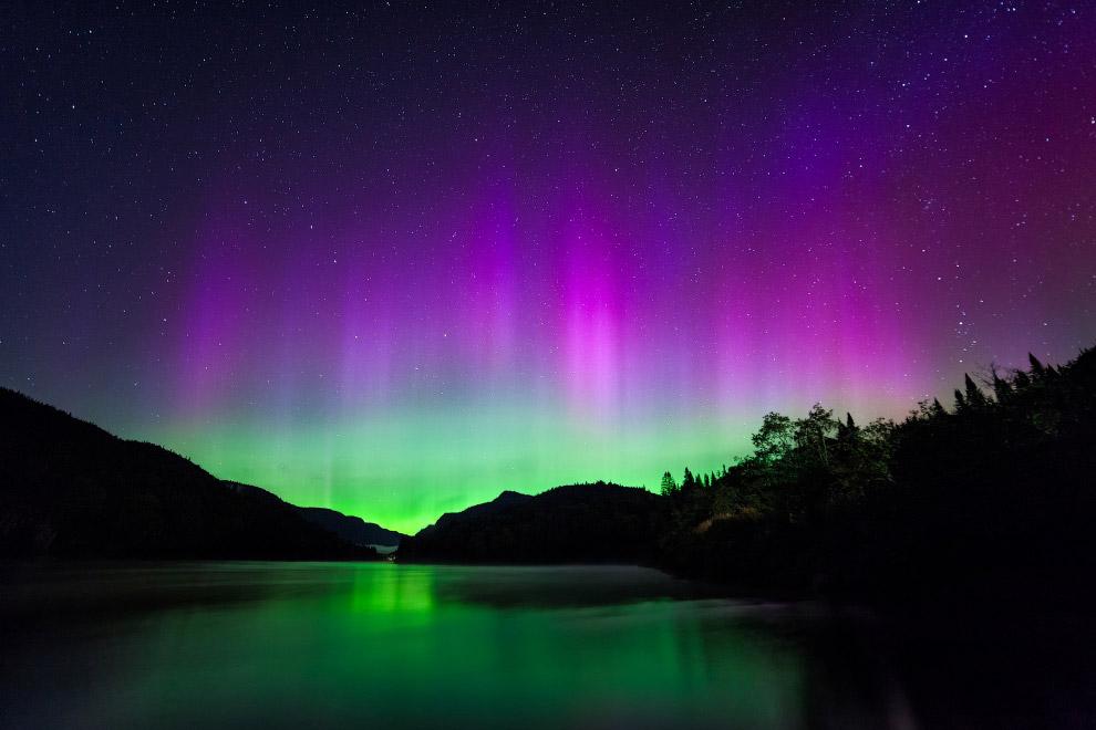 Национальный парк Жак-Картье, Квебек, Канада
