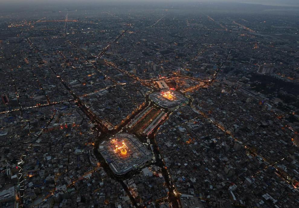 Святой город Кербела, Ирак