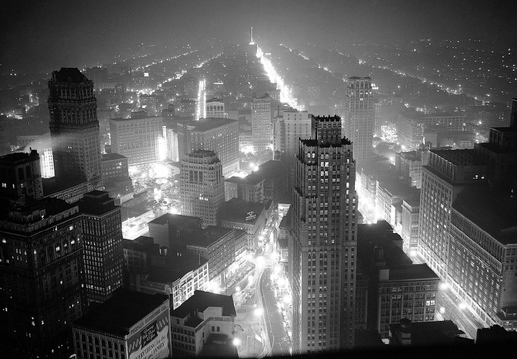 Детройт 1940-х