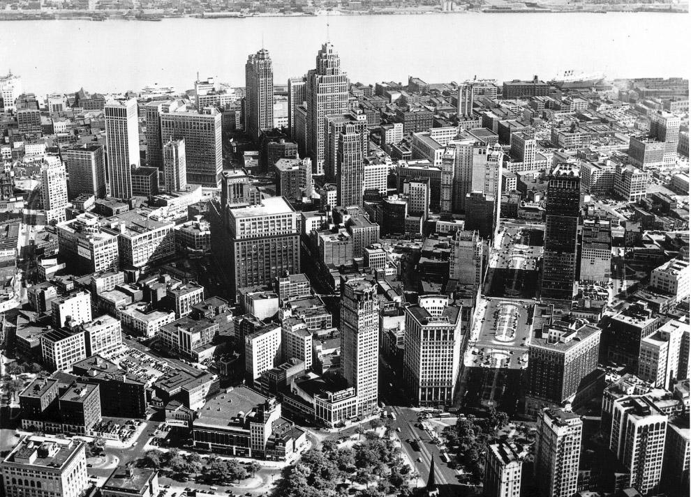 Детройт 15 июля 1947 года