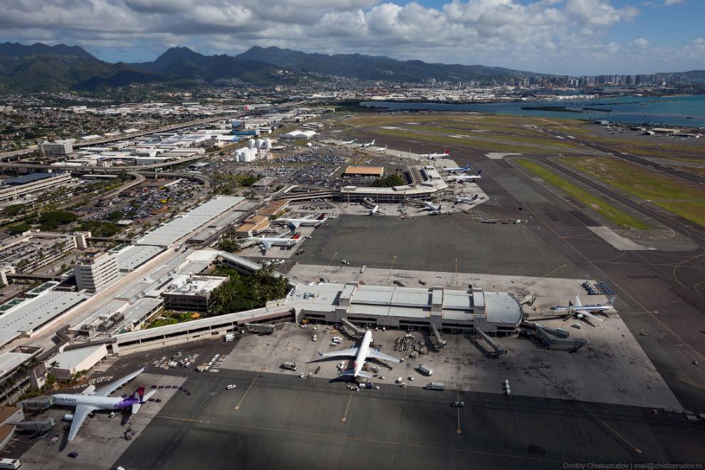 Международный аэропорт Гонолулу
