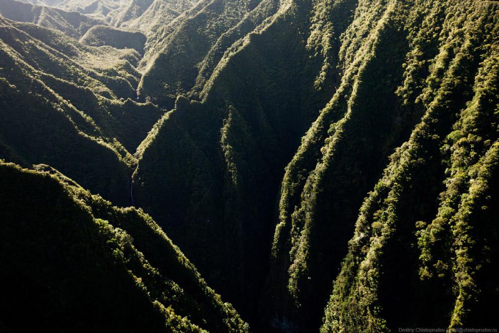 Kahana Valley State Park.