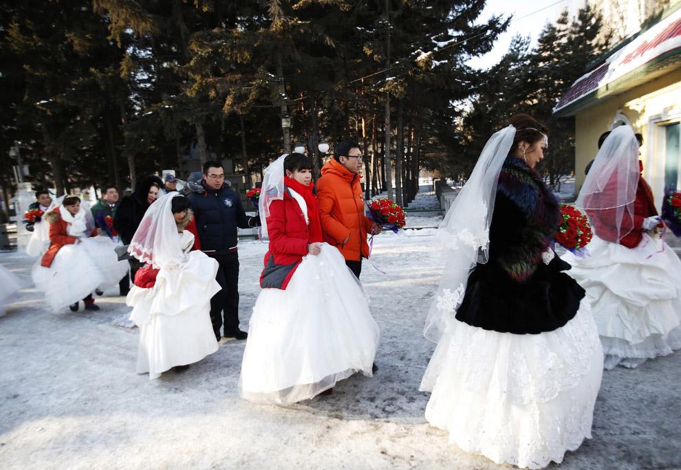 Проведение свадеб тут поставлено на поток