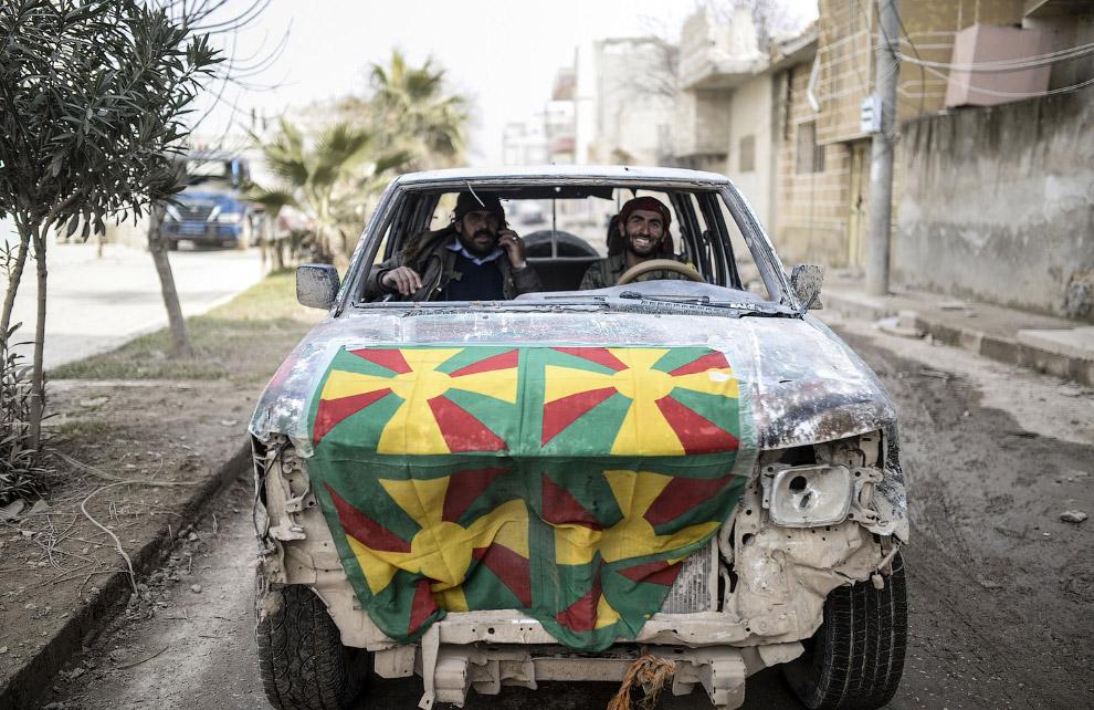 Кабани в Сирии