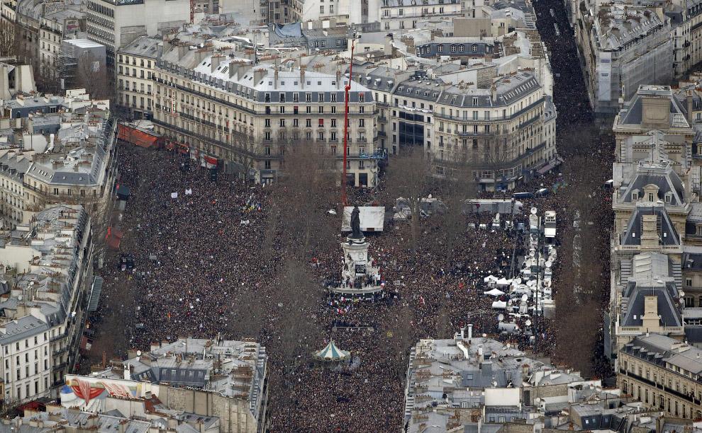 Марш против терроризма