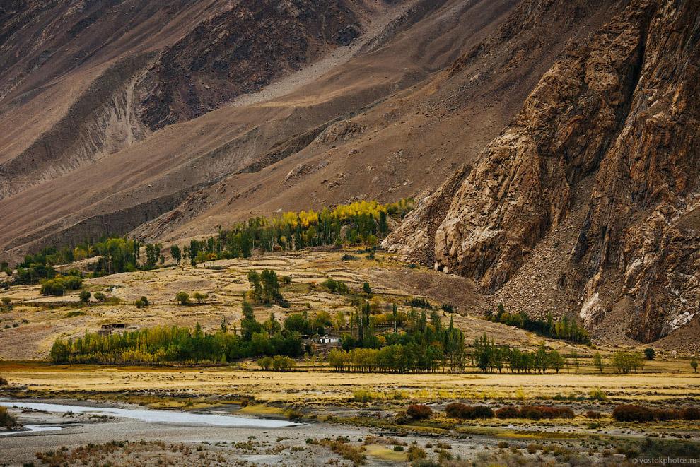 Ваханская долина или Ваханский коридор