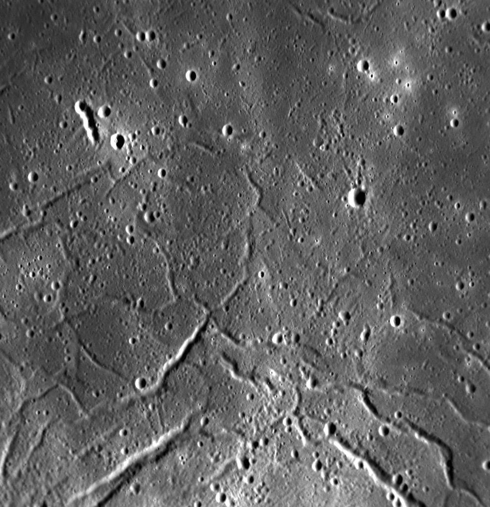 Фрагмент 263-километрового ударного бассейна Радитлади