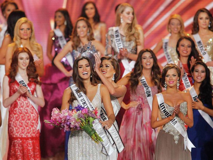 Мисс Вселенная 2014