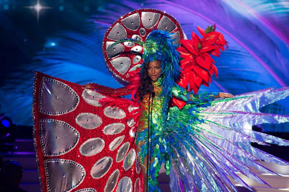 Мисс Тринидад и Тобаго 2014