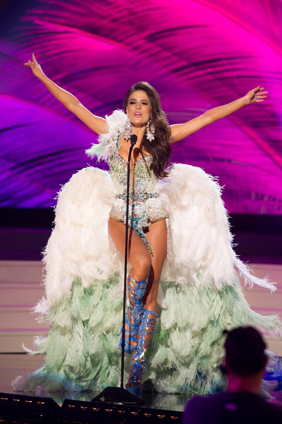 мисс Бразилия 2014