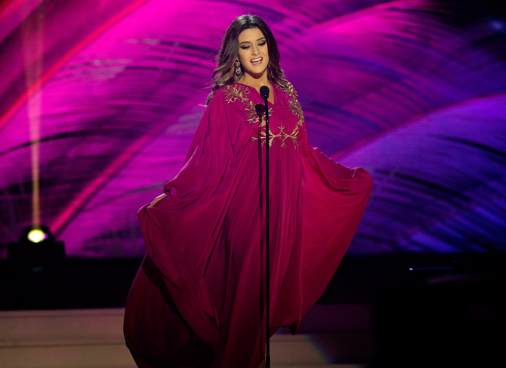 Мисс Ливан