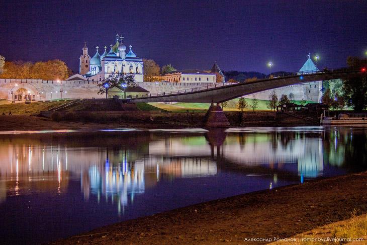 Ночной Новгород