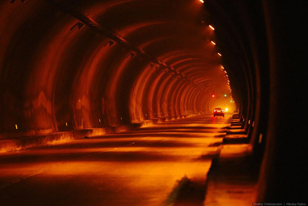 Шахристанский тоннель